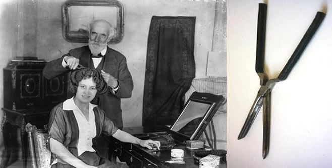 Who Invented Iron ~ History of flat irons
