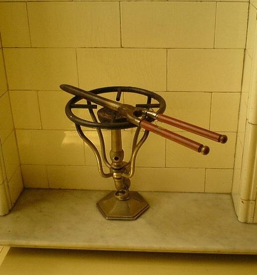Lady Schofield's flat iron