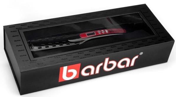 Barbar 2300 Titanium Ionic 1.5 Flat Iron
