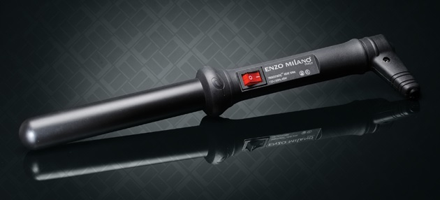 Enzo-Milano-Clipless-Curling-Iron