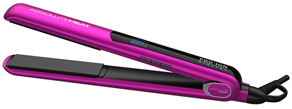 "AbsoluteHeat Pro Ion 1"" Digital Flat Iron"