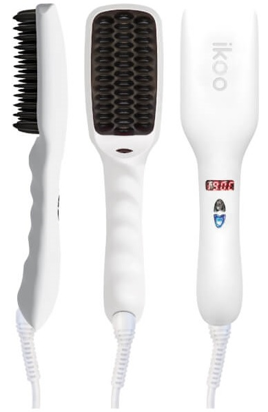 best hair brush straightener