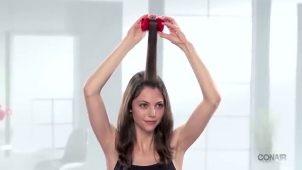 using-hot-rollers-for-long-hair